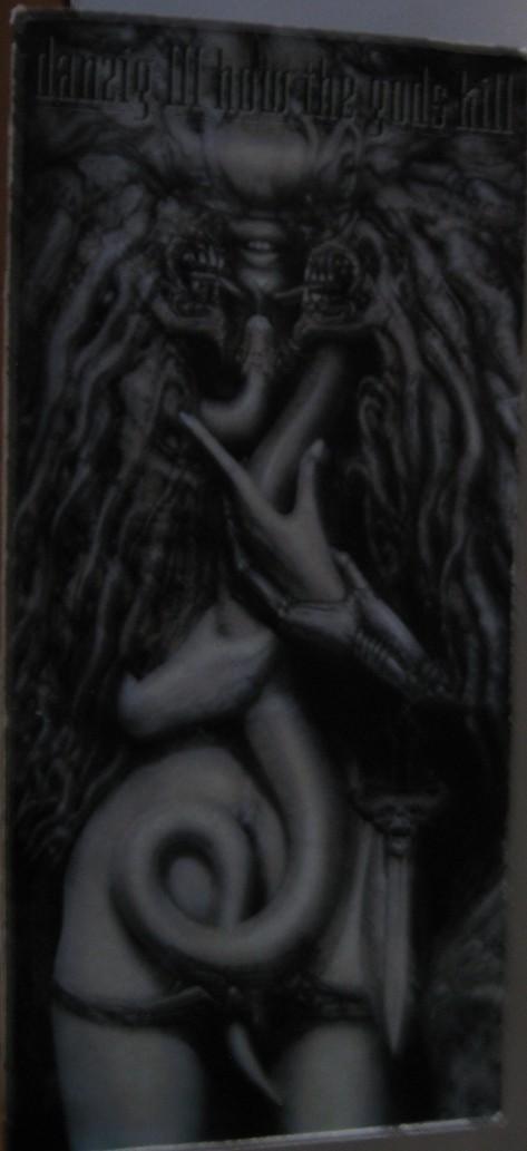 Danzig III How The Gods Kill (American edition)
