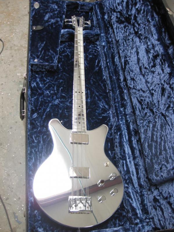 Aluminium Bass