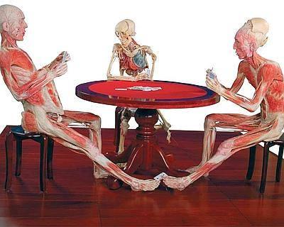 Body Words: I giocatori di poker