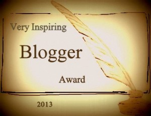 Warning! This is a very inspiring blog!