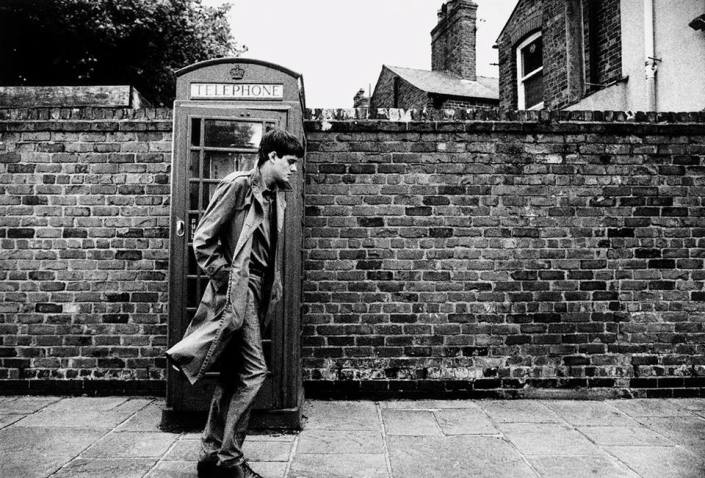 Ian Curtis (15 July 1956 — 18 May 1980)