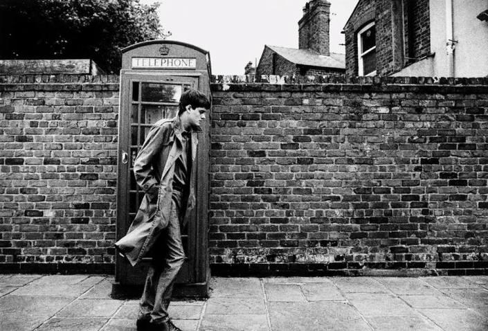 Ian Curtis (15 July 1956 — 18 May 1980)