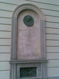 La casa di Nietzsche a Torino