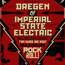 Dregen & The Imperial State Electric